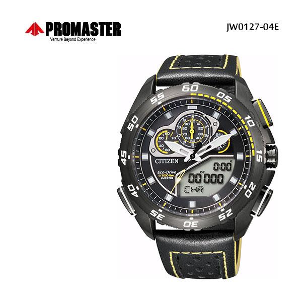シチズン CITIZEN PROMASTER プロマスター エコ・ドライブ クロノグラフ JW0127-04E 腕時計 メンズ