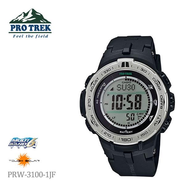 カシオ CASIO PRO TREK プロトレック PRW-3100-1JF メンズ腕時計 PROTREK