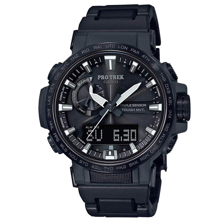 E bloom proto lec casio casio pro trek electric wave solar tough solar watch men prw 60fc 1ajf for Protos watches