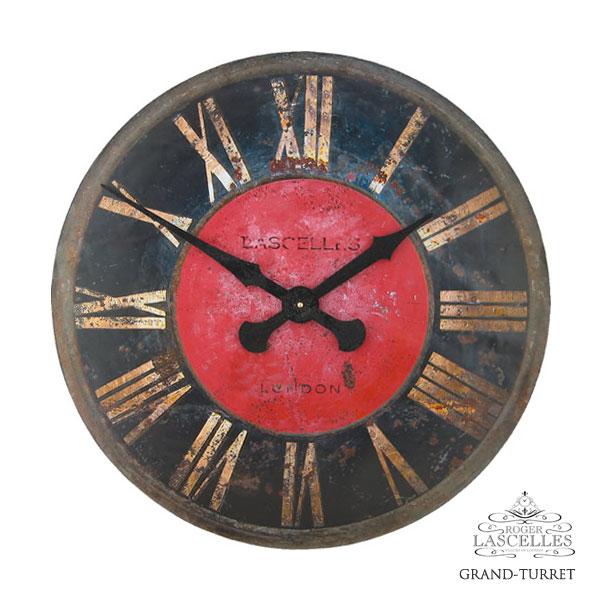 Roger Lascelles ロジャー・ラッセル イギリス発 掛け時計 掛時計 クラシックテイスト GRAND-TURRET