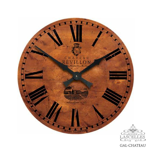 Roger Lascelles ロジャー・ラッセル イギリス発 キッチンクロック 掛け時計 掛時計 クラシックテイスト RL-GAL-CHATEAU