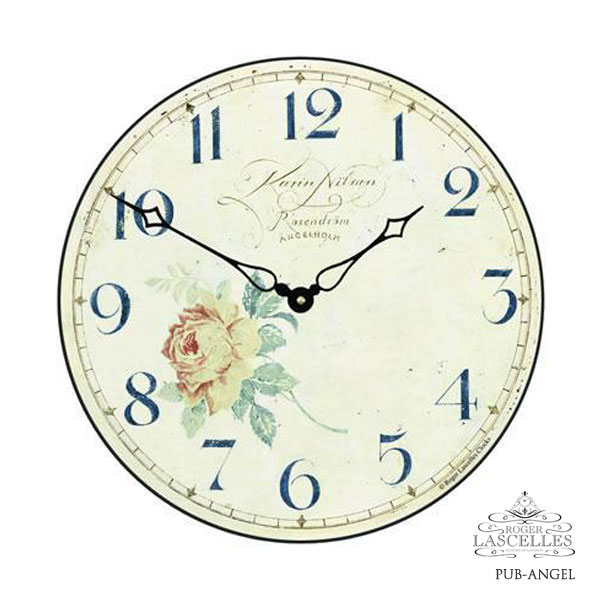 Roger Lascelles ロジャー・ラッセル イギリス発 掛け時計 掛時計 フレンチクラシックテイスト RL-PUB-ANGEL