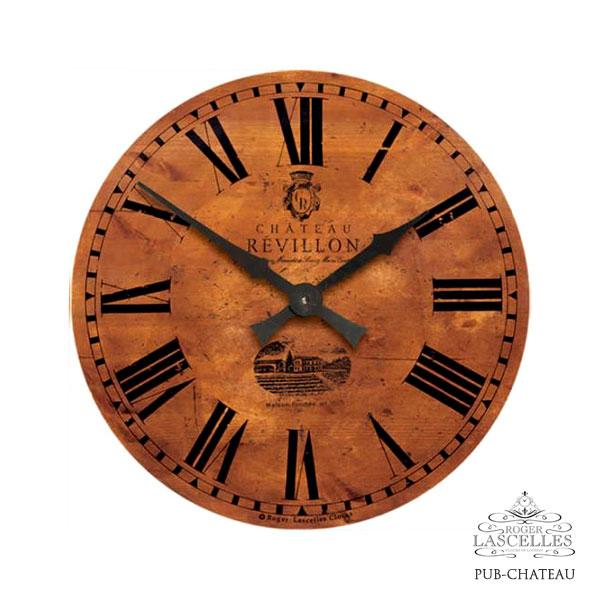 Roger Lascelles ロジャー・ラッセル イギリス発 キッチンクロック 掛け時計 掛時計 クラシックテイスト RL-PUB-CHATEAU
