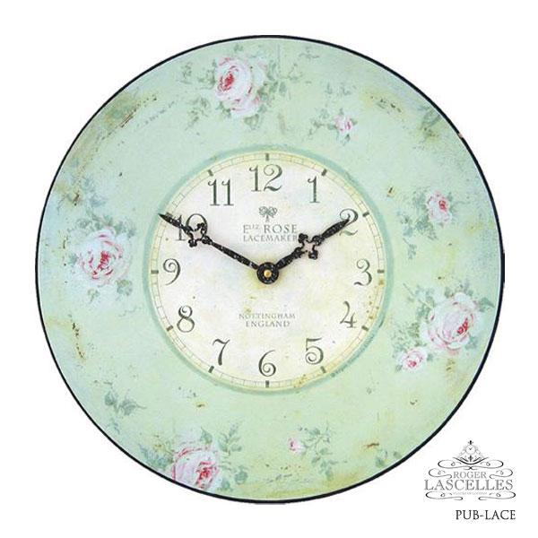 Roger Lascelles ロジャー・ラッセル イギリス発 掛け時計 掛時計 クラシックテイスト RL-PUB-LACE
