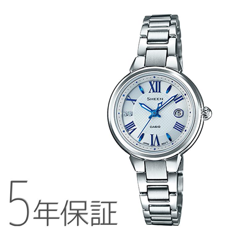 カシオ CASIO SHEEN シーン SHE-4516SBY-7AJF レディース腕時計