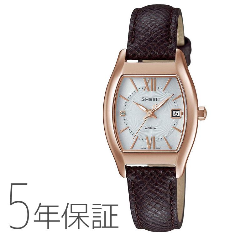 カシオ CASIO シーン SHEEN レディース 腕時計 SHS-4501PGL-7AJF