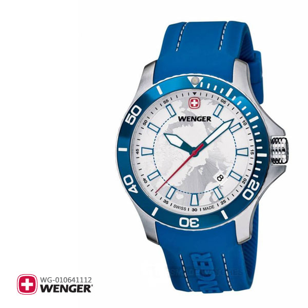 Wenger(Wenger)手表表SEAFORCE SERIES海力量系列ARCTIC LIGHT 01.0641.112男子的手表