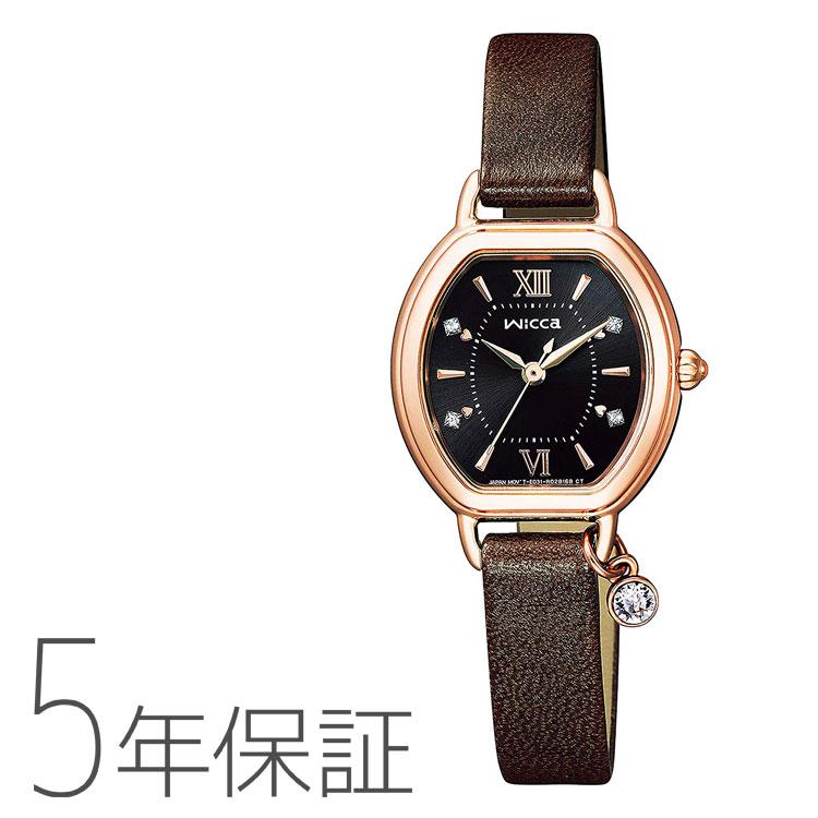 シチズン ウィッカ ソーラーテック 限定モデル 腕時計 レディース sweet collection CITIZEN wicca KP2-566-90