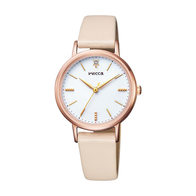 CITIZEN/シチズン Wicca(ウィッカ)レディース腕時計