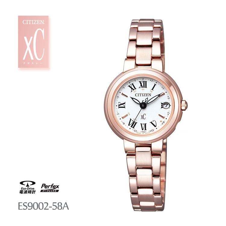 シチズン CITIZEN クロスシー XC ハッピーフライト ES9002-58A 腕時計