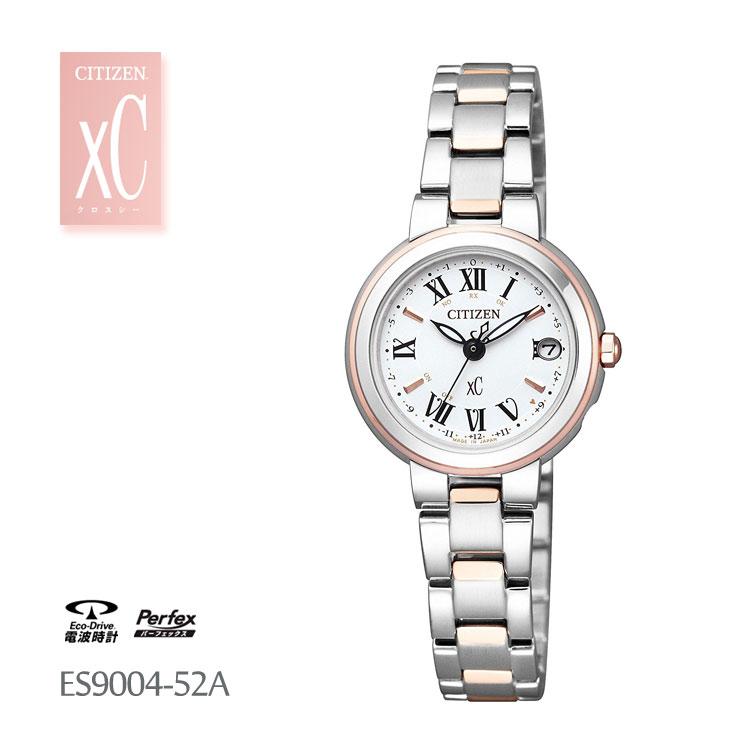 シチズン CITIZEN クロスシー XC ハッピーフライト ES9004-52A 腕時計