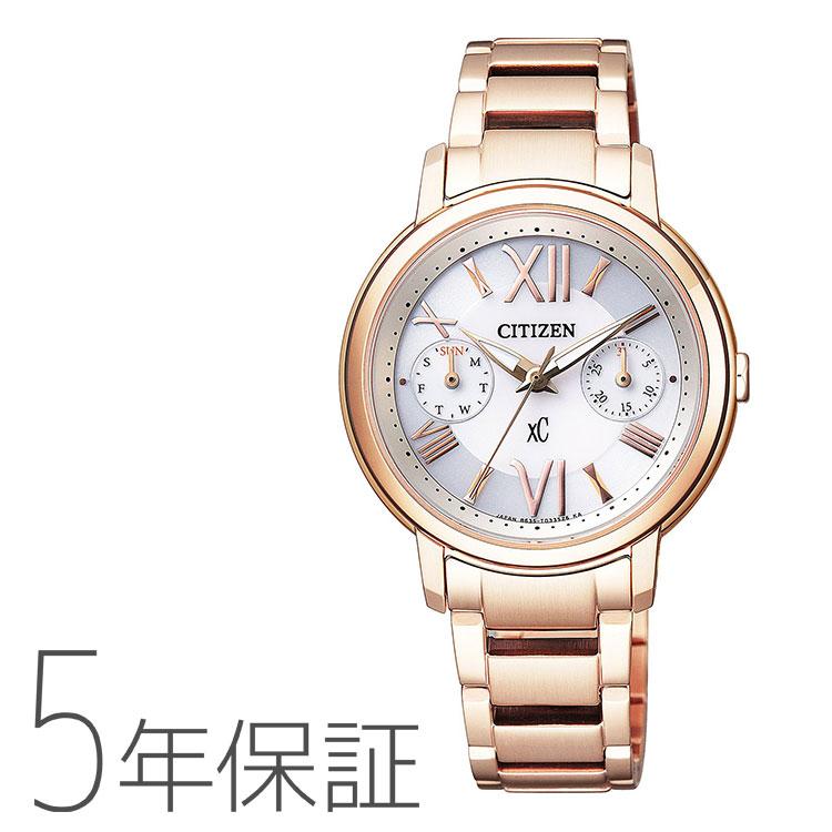 シチズン CITIZEN Xc クロスシー エコ・ドライブ エコマルチシリーズ FD1092-59A腕時計