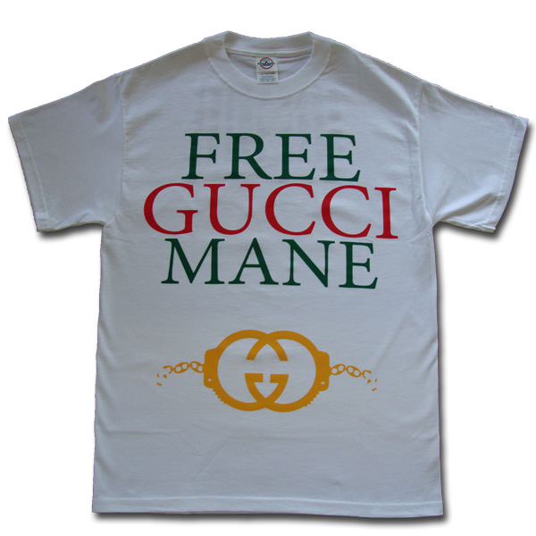 a1d2954ab09 e-BMS  GUCCI MANE  FREE GUCCI MANE T-Shirt