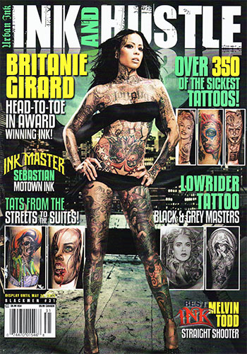 e-BMS: Prevalent battle front! A magazine specialized in a tattoo ...