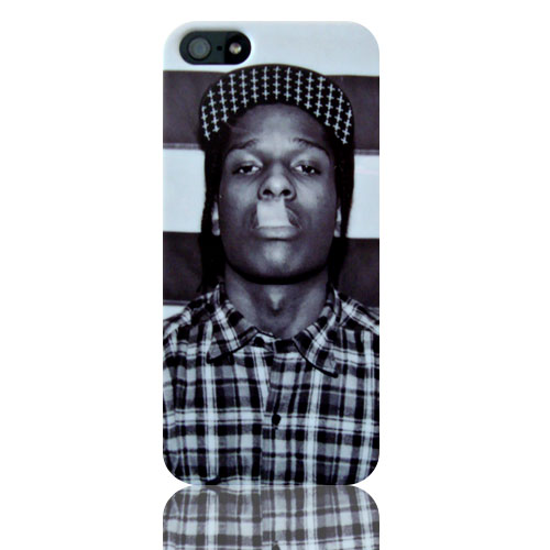 online store bc0dc a0831 ASAP Rocky - iPhone 5/5s case - (ray Sapp Rocky)