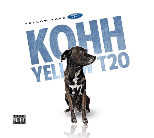 YELLOW TAPE 4 - KOHH