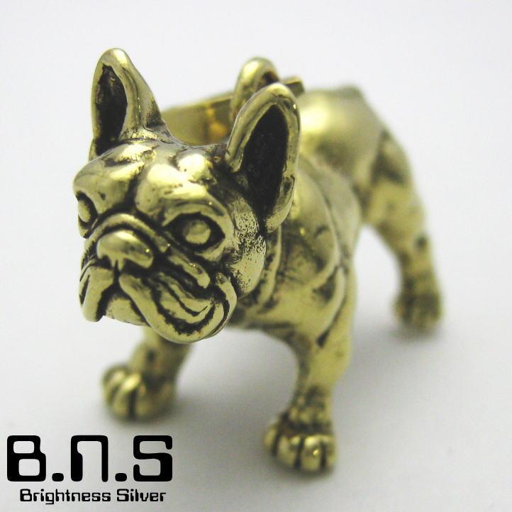 犬のペンダント フレンチブルドッグペンダント 激安価格と即納で通信販売 ブラス 真鍮 ネックレス 動物 注文後の変更キャンセル返品 犬 ドッグ Dog