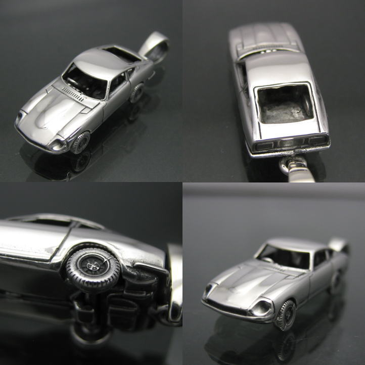 Brightness Silver | Rakuten Global Market: Classic car pendant 5 ...