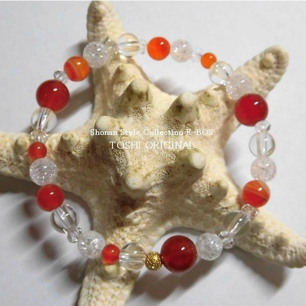 天然石パワーストーンブレスレットハワイアンジュエリー赤メノウ パワーストーン 人気商品 日本最大級の品揃え ブレスレット スターダストゴールド toshi016 クラッククオーツ メール便限定送料無料 赤メノウ