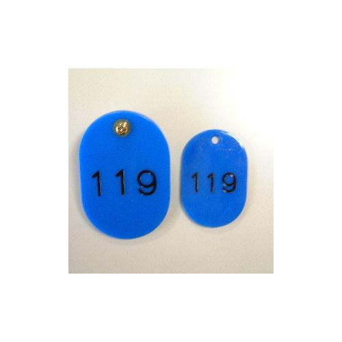クラウン 親子札 <2枚1組>スチロール製 CR-OY150-BL/青【a34847】