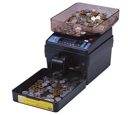 【取寄品】エンゲルス 電動コインカウンター  SCC-20【a65224】