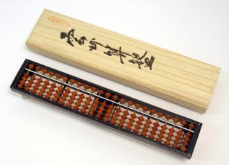 【取寄品】トモエ算盤 スタンダード(23桁)そろばん H3500