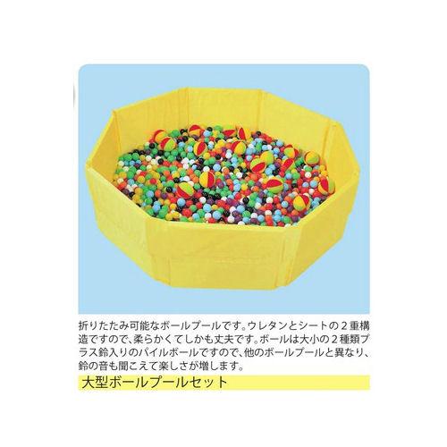 【送料無料】DLM 大型ボールプールセット E3000【m14903】