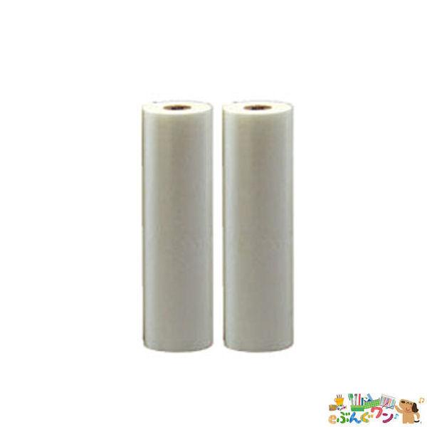 アコ・ブランズ GBCロールラミネーター ロールフィルム 1インチ径紙管(クリヤタイプ)0.1mm厚 R1A3S10【a67058】