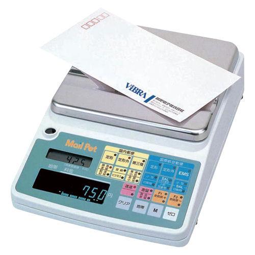 【取寄せ品】メイルペット 電子式郵便秤 PM-12【a38432】