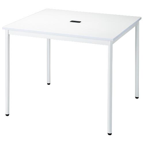 【イチオシ家具】【送料無料】FRENZ リフレッシュ&ミーティングテーブル RM-990 WH ホワイト 【組立・設置無料】【メーカー直送】【代引き不可】【j-851043】