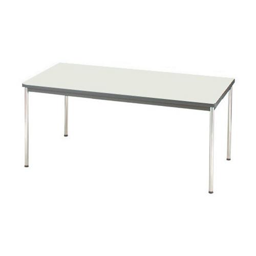 【イチオシ家具】ジョインテックス 会議用テーブル 角型 YH-R1575 ネオグレー 【組立・設置無料】【メーカー直送】【代引き不可】【j-513788】