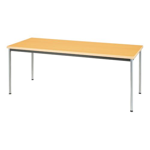 【イチオシ家具】【送料無料】ジョインテックス 会議用テーブル 角型 YH-R1875 NA ナチュラル 【組立・設置無料】【メーカー直送】【代引き不可】【j-851048】
