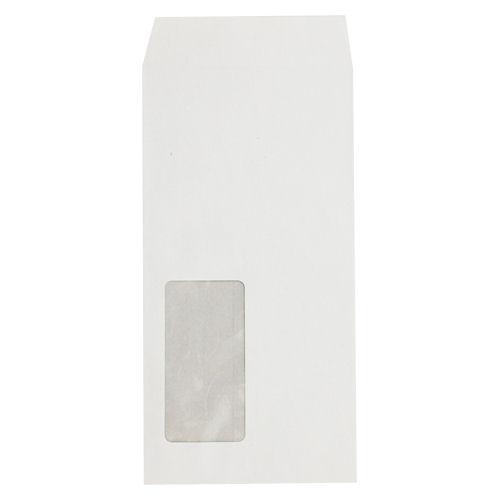 【取寄品】寿堂 マド付封筒 1000枚入業務用<長3>31470/ホワイト【a06291】