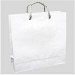 スーパーバック ビニール付き手提袋(30枚入) 23500290【239458】
