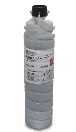 【送料無料】(北海道、沖縄、離島を除く)リコー imagio トナー タイプ7 (ブラック) 【kz-636940】