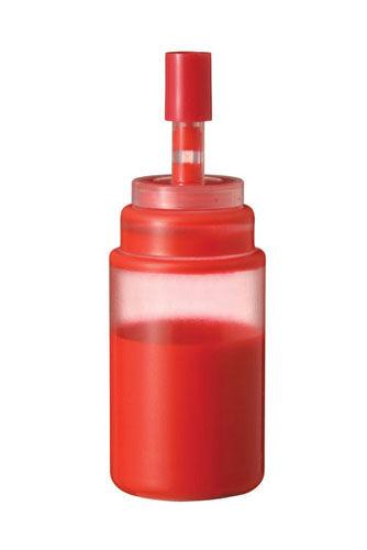 最後までくっきり鮮やか。タフ用補充インク。 ぺんてる ホワイトボードマーカー タフ 補充インキ<赤>(10個入) MWR1-BM【2203829】