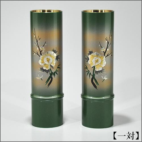 Takita Shoten For Altar Vases And Trays For Vases Copper Fine