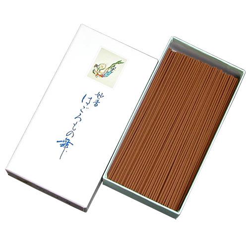 【楽天市場】家庭用線香 はごろもの舞 人気の優しい香り 【お ...
