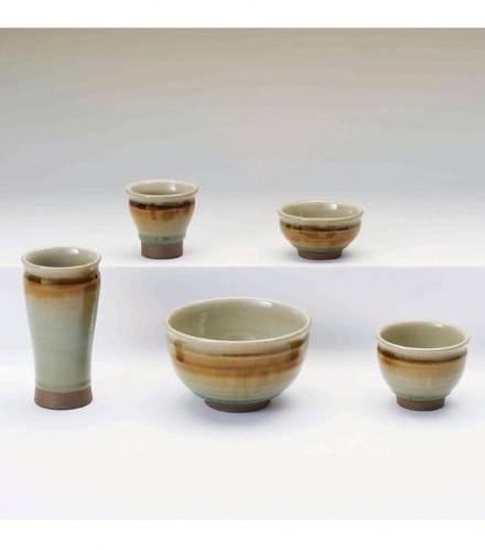 【現代仏具】【陶器仏具】【越前焼仏具】【送料無料】敦賀