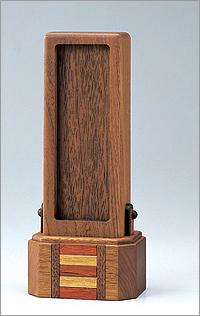 【寄木位牌】【現代仏具】【法事】【回出位牌】 ロッキーP06May16