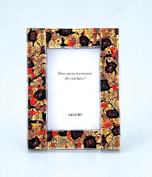 【ヴェネツィアン・フォトフレーム】【フォトフレーム ガラス】【高級仏具】 ヴェネツィアン・フォトフレームVP-003 SS
