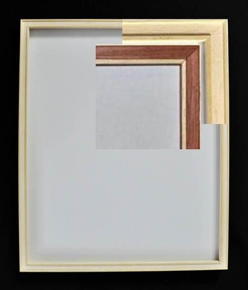 刺しゅう作品 19.3×24.5cm 気質アップ 用のフレームです 木製フレーム 7910 刺繍布巻き用台紙付き 取り寄せ品 出群 R-M1