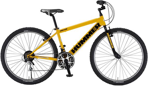 悍马 (悍马) 27.5 英寸 (650b) 山地自行车禧玛诺 18 速度 650 × 52 厚轮胎悍马 ATB650B