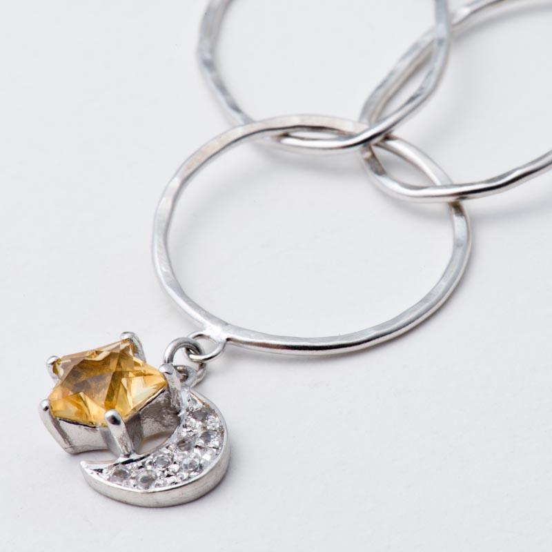 【送料無料】 星の王子さま アクセサリー ジュエリー <le petit prince> handmade chain necklaceネックレス