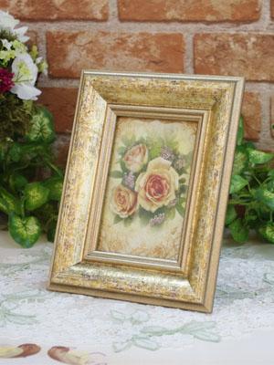 e-collection | Rakuten Global Market: Antic taste gold photo frame ...