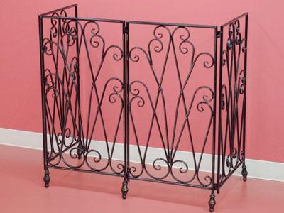 e-collection | Rakuten Global Market: 4-screen screen ☆ fence iron ...