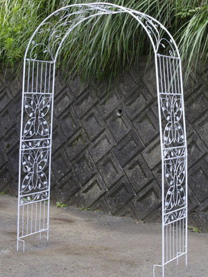 ecollection Rakuten Global Market Pop garden arch cheap metal