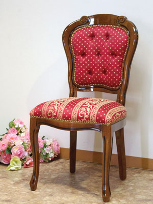 Delicieux Made In Italy: Dining Chair Cheap! Our Original Classic Red Chair Imported  Goods Antique Italy Gadgets Rococo European Furniture