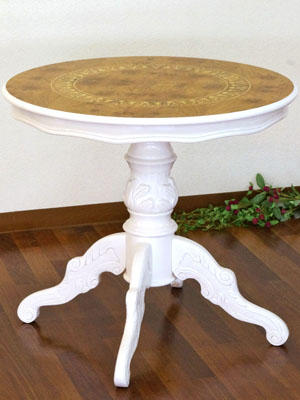 Product Made In Table Two Dining Italy Furniture Inlay Import Antique Gorgeousness High Quality Direct For