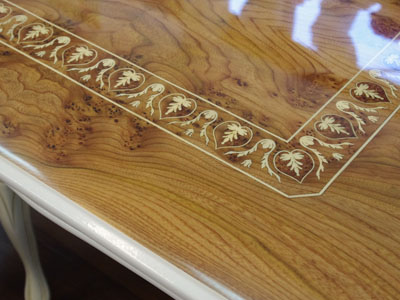 Product Made In Table Four Dining Italy Furniture Inlay Import Antique Gorgeousness High Quality Direct For